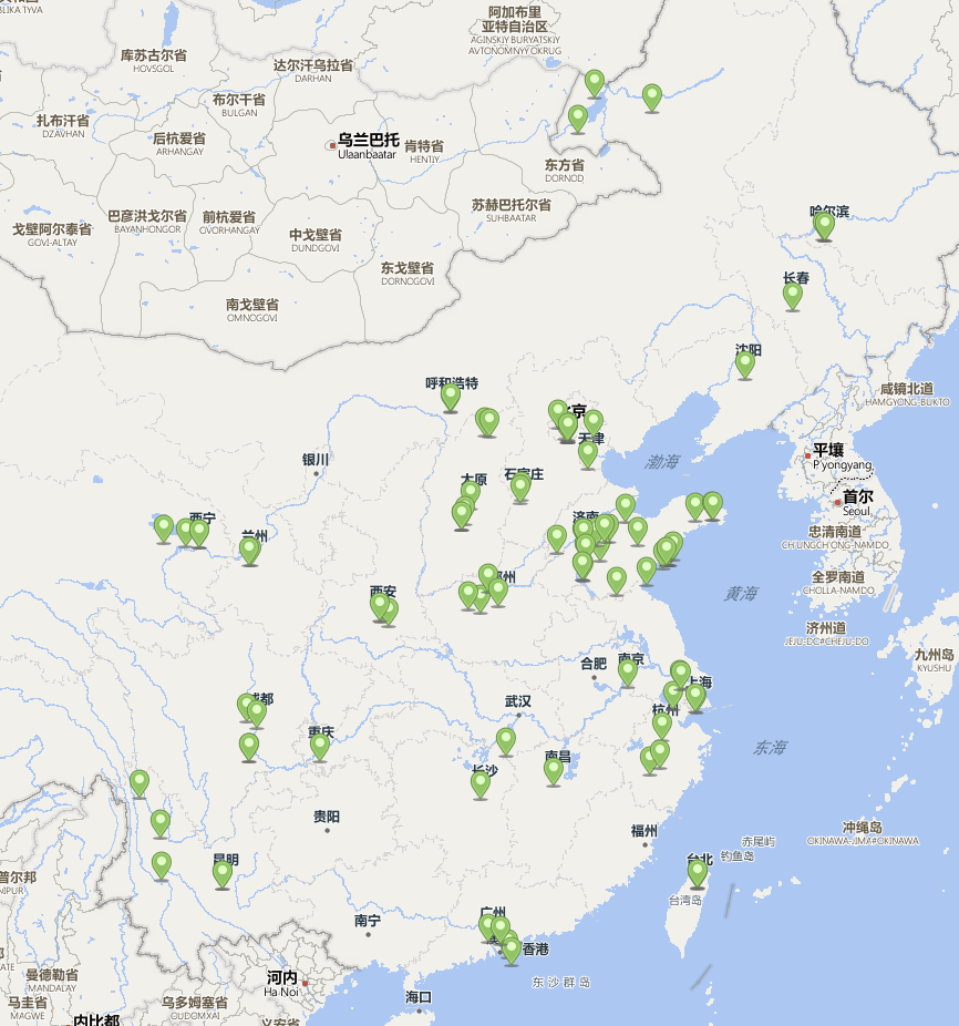 2016chinamap